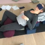 NYT 2 Timer Restorative Yoga <br>Workshop i YOGACURA <br> Vestergade 14, 8660 Skanderborg